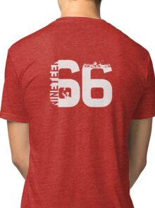 Some People Are On The Pitch... Tri-blend T-Shirt