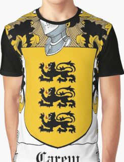 Carew (Carey, Kerry) - Cork Graphic T-Shirt