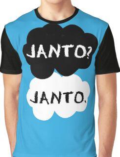 Janto - TFIOS Graphic T-Shirt