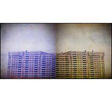 skyscrapers Photographic Print