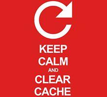 Keep calm and clear cache T-Shirt