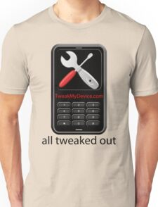 All Tweaked Out Unisex T-Shirt