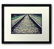 Direction... Framed Print