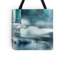 Together.... again... (bright blue version) Tote Bag