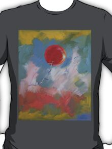 Goodbye Red Balloon T-Shirt