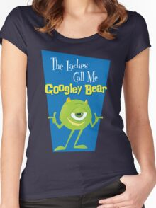 Call Me Googley Bear Women's Fitted Scoop T-Shirt
