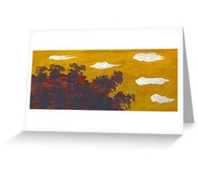 Little Landscape Greeting Card