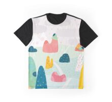 Rocky Road Graphic T-Shirt