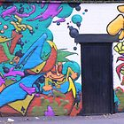 Graffiti Art by sbarnesphotos