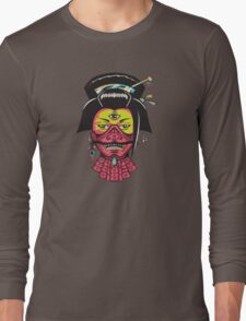 Samurai Geisha Long Sleeve T-Shirt