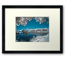 Teeter Pond Dream Framed Print
