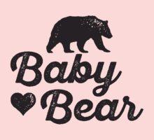 Baby Bear Baby Tee