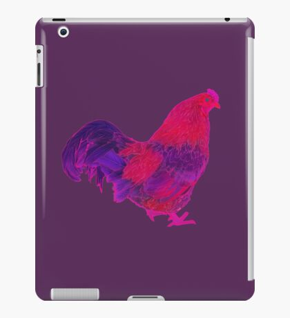 Psychedelic Rooster #1 iPad Case/Skin