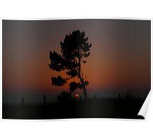Sundown in the Twilight Zone Poster