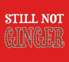 Still Not Ginger One Piece - Long Sleeve