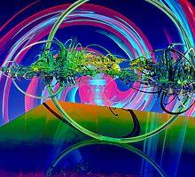 M3D & Apo: Twisted Sisters by barrowda
