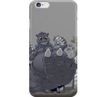 Daw-Zilla iPhone Case/Skin
