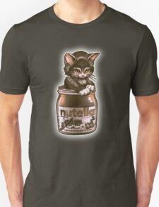Kitten <3 Nutella T-Shirt