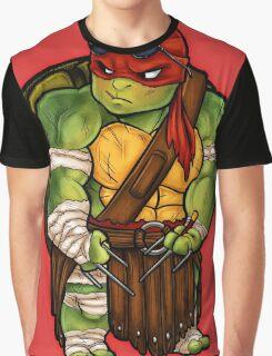 Chibi Raph Graphic T-Shirt