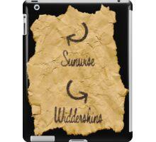 Sunwise Widdershins iPad Case/Skin