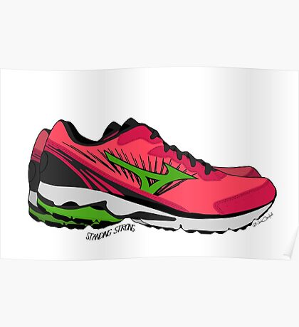 Wendy Davis Shoes Poster