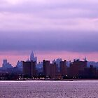 Brooklyn Manhattan Predawn by gzupruk