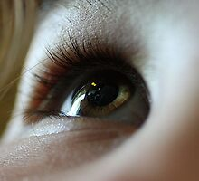 The eyes are the window to...the soul by cathywillett