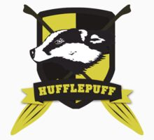 Hufflepuff Quidditch (2) by forcertain