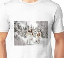 Bark the Herald Angels Sing...... Unisex T-Shirt