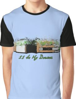 11 is My Doctor -Doctor Who Graphic T-Shirt