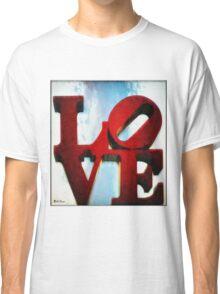 Fountain of Love Classic T-Shirt