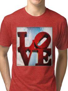Fountain of Love Tri-blend T-Shirt