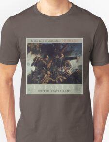 U.S. Infantry Vintage Poster T-Shirt