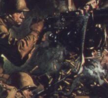 U.S. Infantry Vintage Poster Sticker