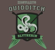 Slytherin Quidditch (3) by forcertain