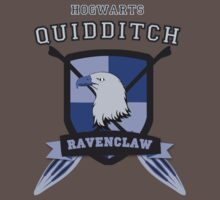 Ravenclaw Quidditch (3) by forcertain