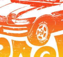 76 Pacer Sticker