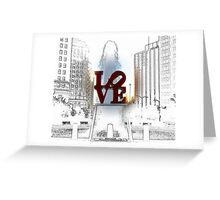 It's Only Love Greeting Card