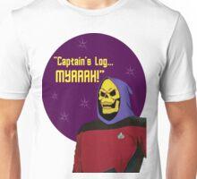 Captain Jean-Luc Skeletor Unisex T-Shirt