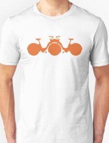 Orange Tricycle T-Shirt