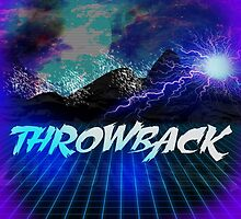 Throwback Retro Design by Scorp2n