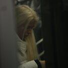 Girl On A Train by John Michael Sudol