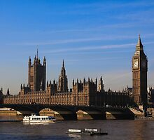 Palace of Westminster, London, UK by chaucheong