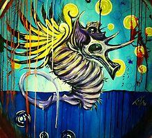 Seahorse number 2 by johnnysandler