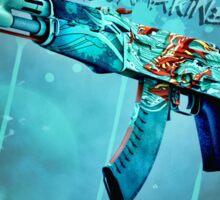 AK-47 | Aquamarine Revenge Sticker