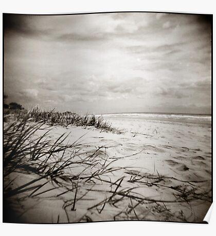 { sun, surf, sand } Poster