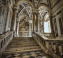 Ancient stairs by Andrea Rapisarda