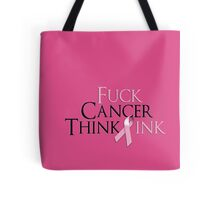 Breast Cancer Awearness Tote Bag
