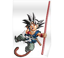 Goku Dragon Ball Poster