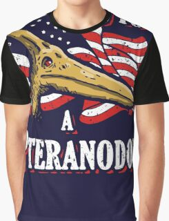 Proud To Be A Pteranodon Graphic T-Shirt